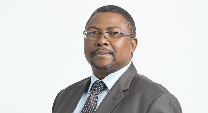 Transnet CEO Siyabonga Gama