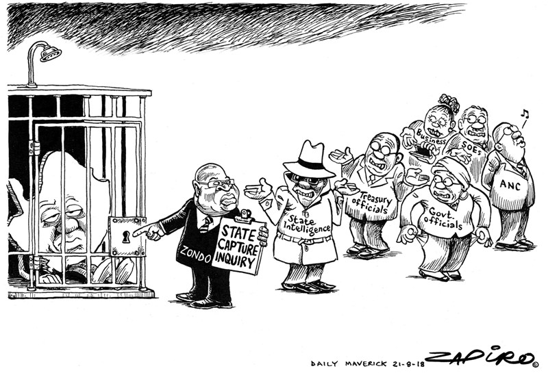 Zondo Commission of Inquiry, State Capture
