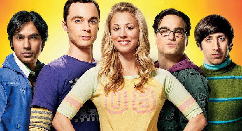 The Big Bang Theory calls time