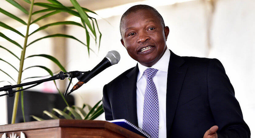 David Mabuza: White farmers are not facing onslaught from ANC govt