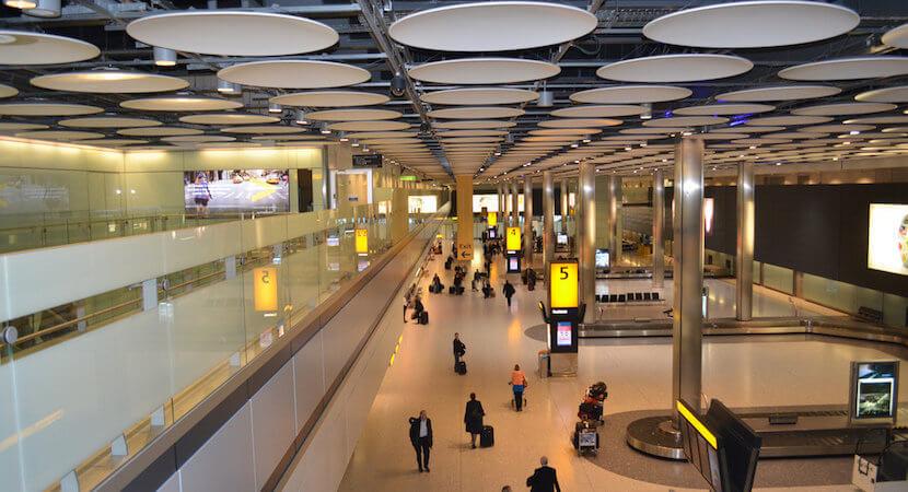 Longer and longer airport passport queues kill business travel bug – Economist