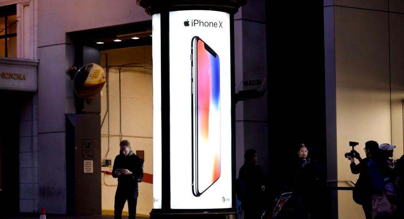 iPhones, iPhone X, Apple Inc