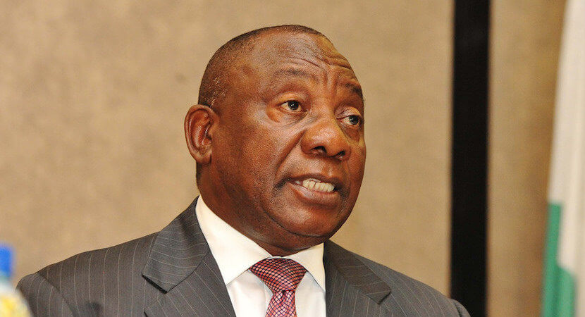 Ramaphosa's EWC Folly has become embattled Trump's new rallying call