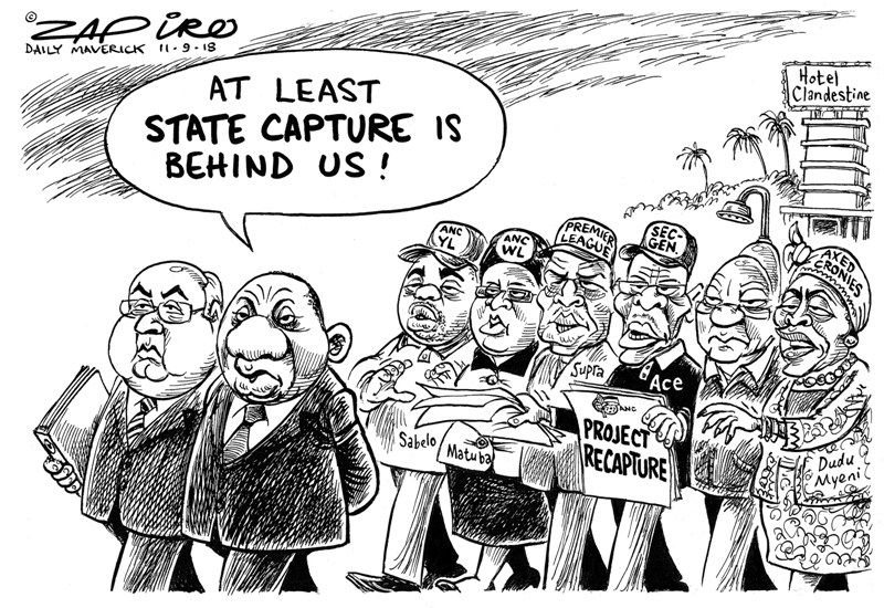 Zapiro, State Capture