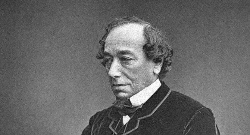 Benjamin Disraeli W&D Downey, c187