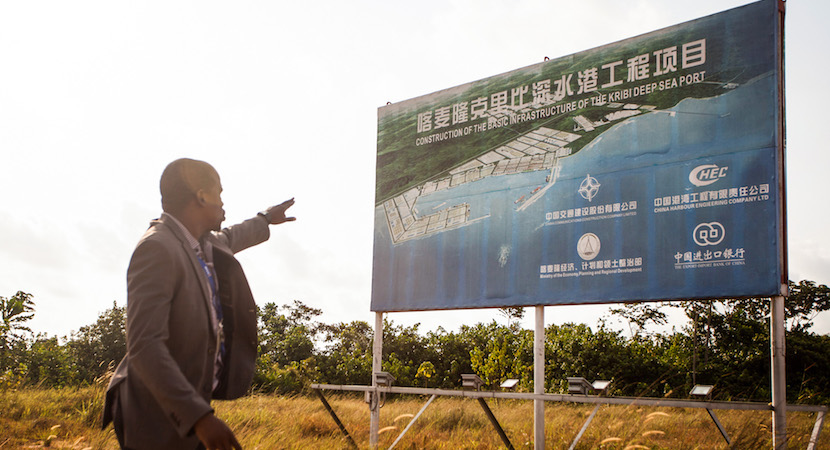 China, Cameroon, Investments