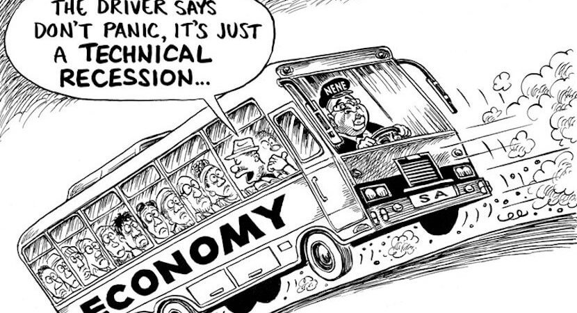 Why SA economy is falling behind the rest of the world
