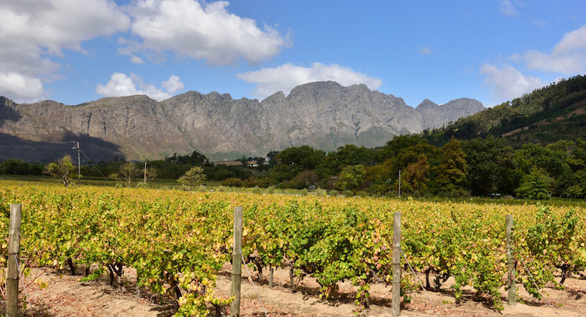 Franschhoek, Western Cape, South Africa