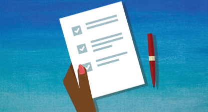 Liziwe Ndalana: How my life changed for the better when I said goodbye to my to-do list