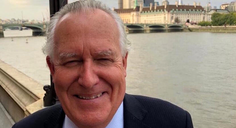 Peter Hain on Mandela, Ramaphosa and white South Africans