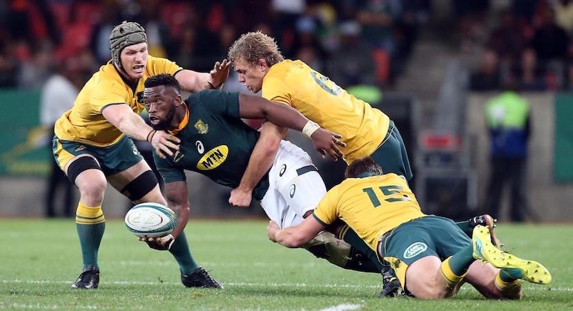 Siya Kolisi, Springboks