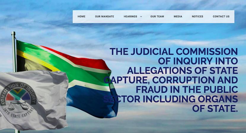 State Capture Inquiry, Zondo Commission