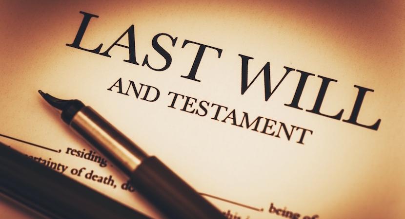 Will & Testament, Carrick Wealth