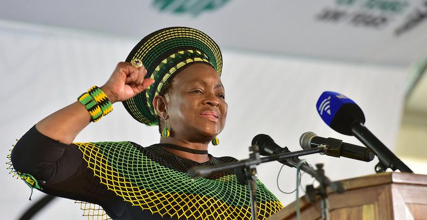 Bathabile Dlamini, SASSA