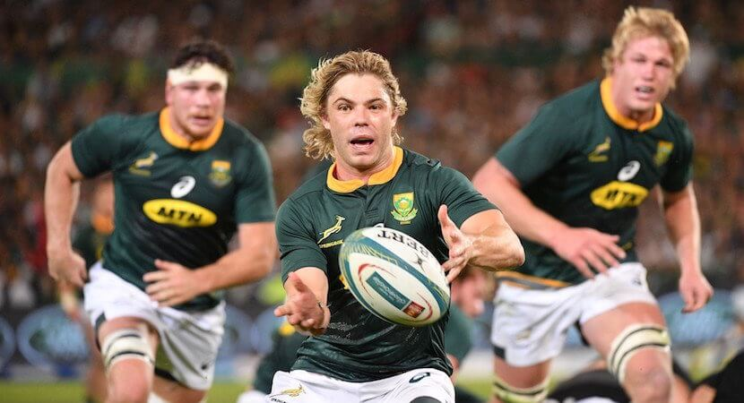 Marx, De Klerk nominated for World Rugby Player of the Season
