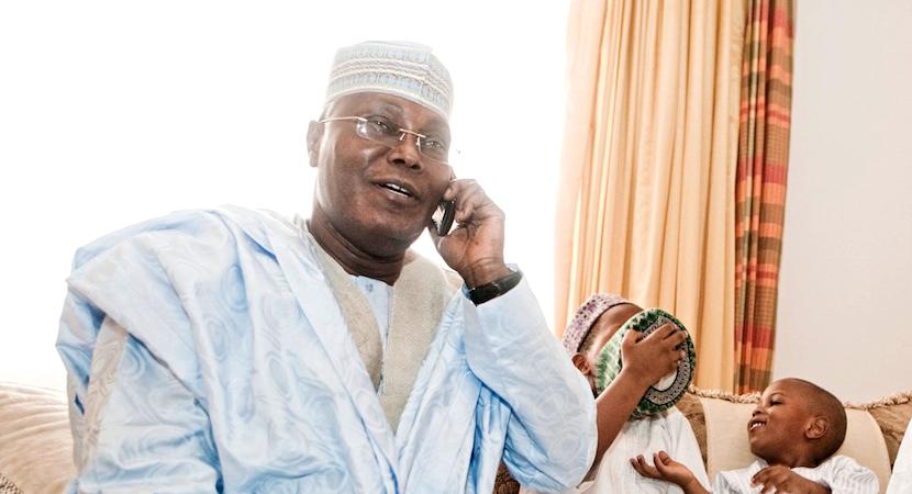 Atiku Abubakar, Nigeria