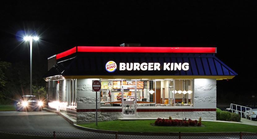 Burger King, fast food