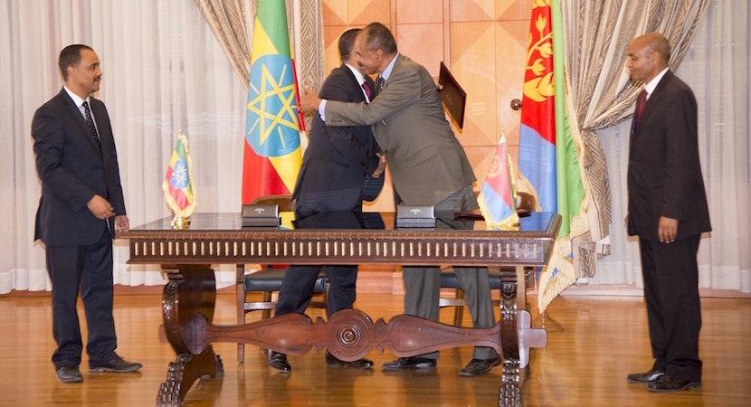 Ethiopia, Eritrea peace deal
