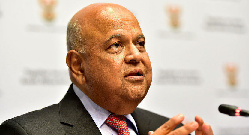 Counting the wider costs of State Capture – Gordhan