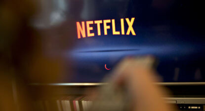Netflix: The box office hit set to break records for investors