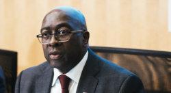 Nhlanhla Nene, South Africa's finance minister