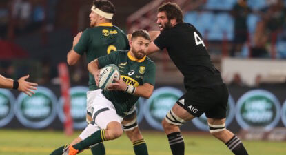Springbok team bolstered by the return of Faf, Willie, Franco and Flo