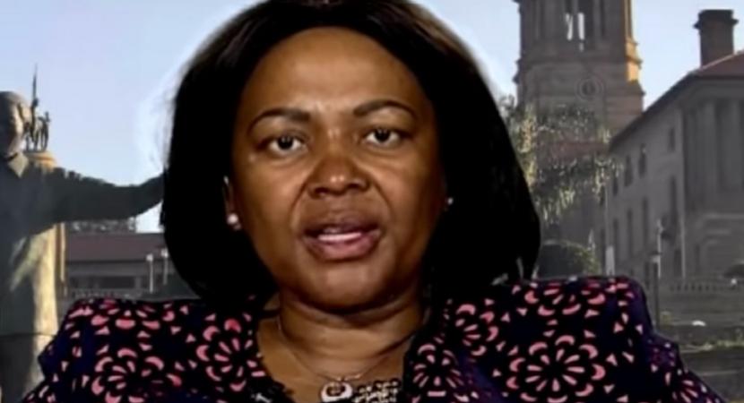 Mmamathe Makhekhe-Mokhuane, SARS, IT head