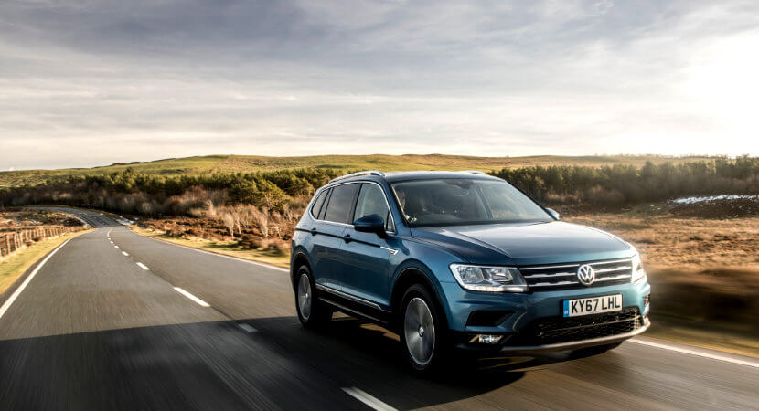 VW Tiguan AllSpace: adding space for 7