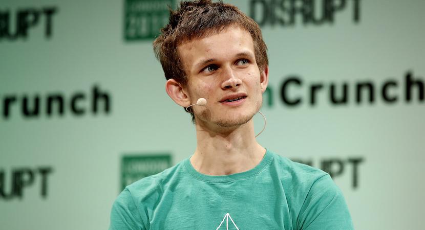 Ethereum Founder Vitalik Buterin