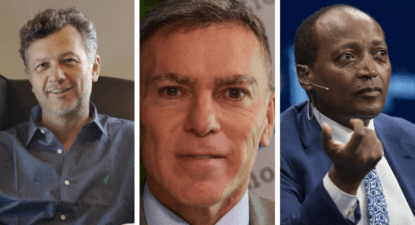 A race for the rands; the banking war heats up