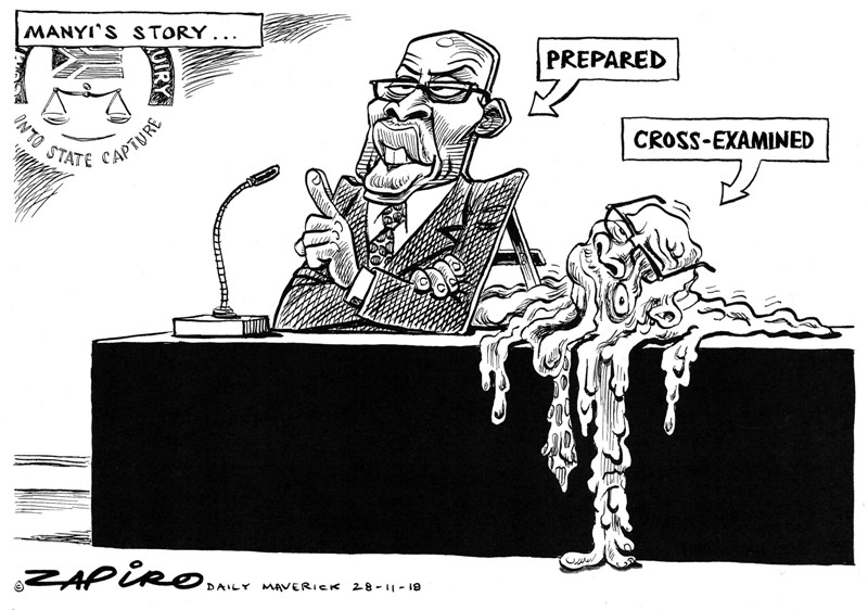 Mzwanele Manyi