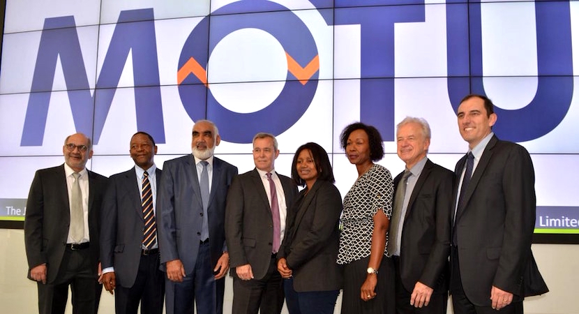 Motus joins JSE's Top 100 companies today, as Imperial split