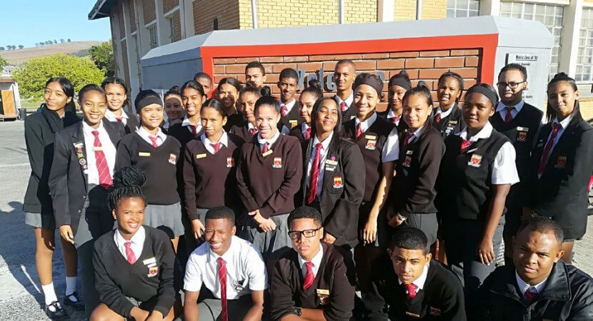 PfP tales: How Mediclinic ICT manager helped Cloetesville High