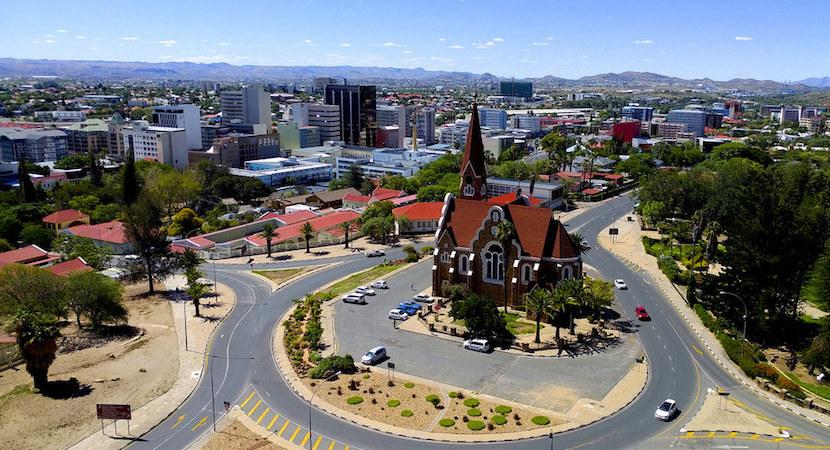 Namibia, Windhoek