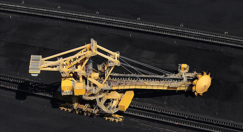 Newcastle Coal Terminal, Glencore, Australia