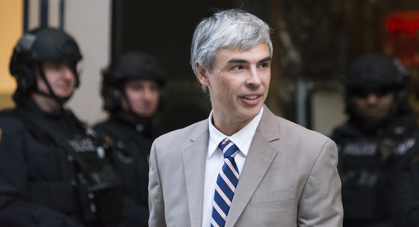 Google, Larry Page