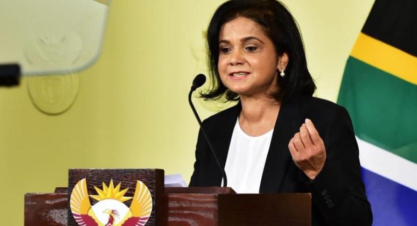 New NDPP Shamila Batohi