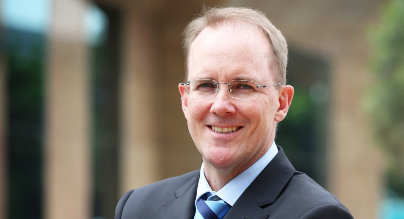 RMB Investment Banking Transactor Keith Webb.