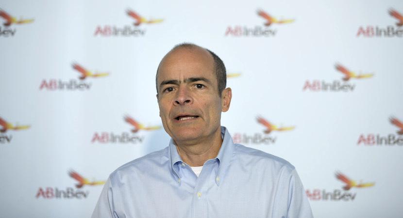 AB InBev CEO Carlos Brito