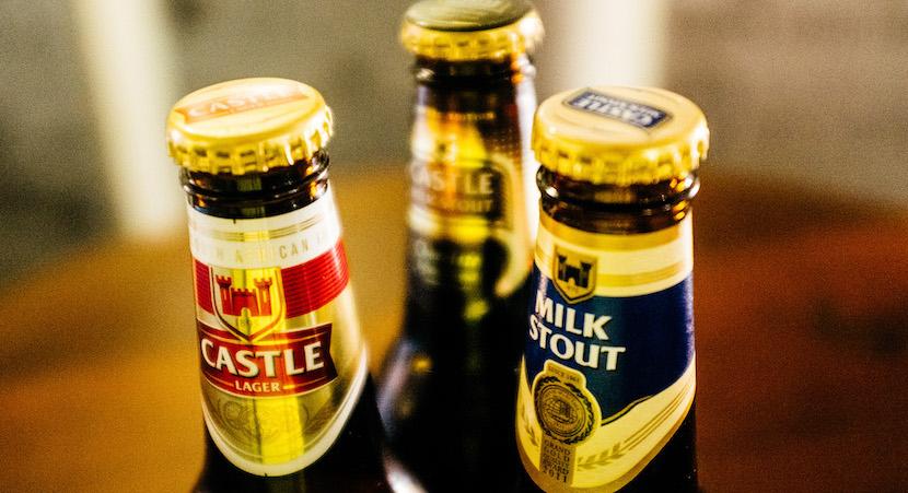 SAB AB InBev beers