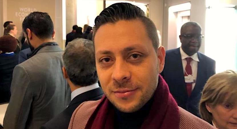 Constantinos Demetriades WEF