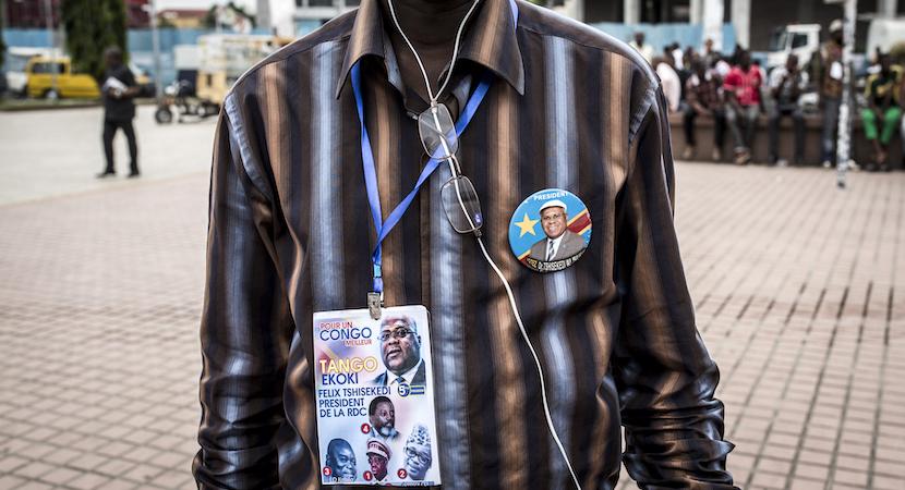 DRC Felix Tshisekedi
