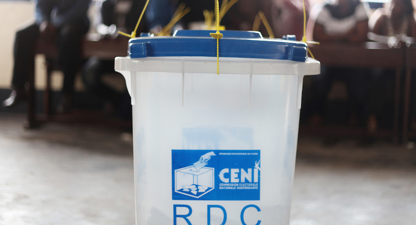 File DRC Elections, CENI