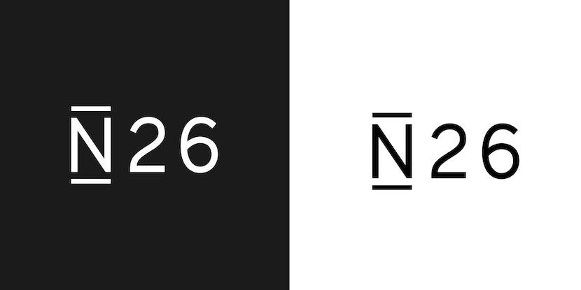 N26 Bank logo