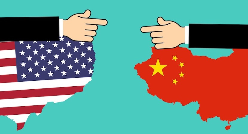US, China, trade war globalisation
