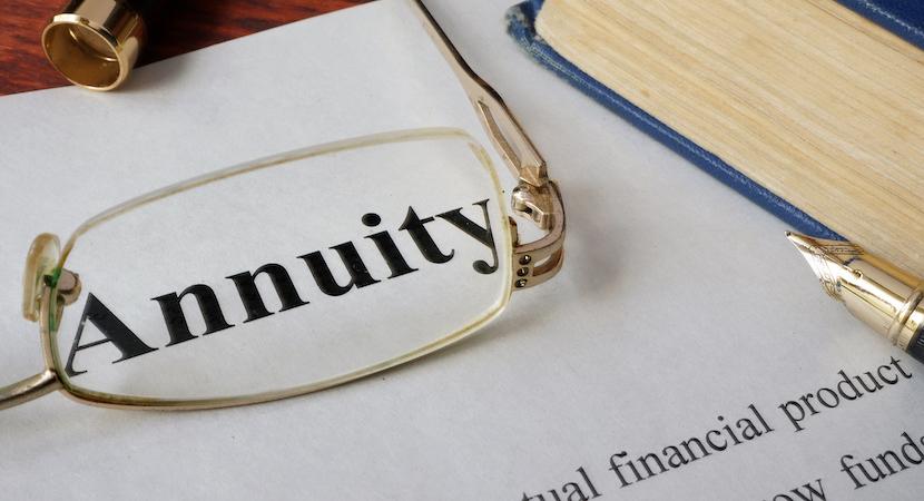 retirement annuity Carrick Wealth