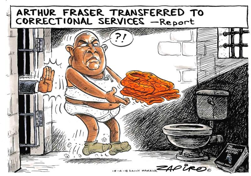 Arthur Fraser