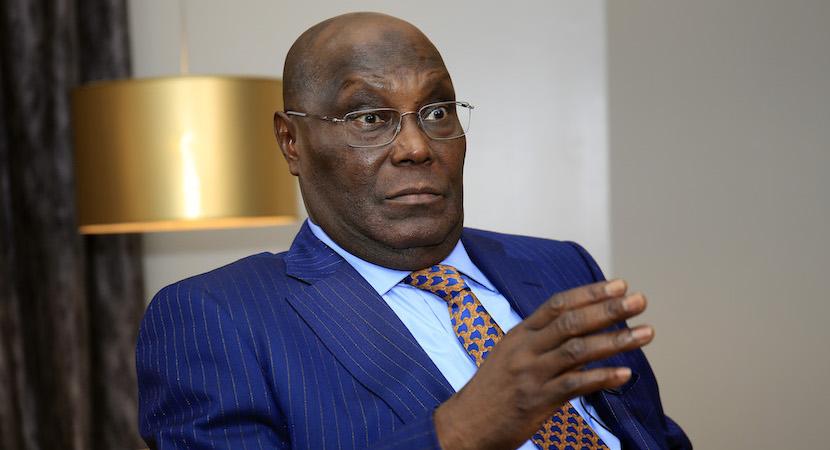 Nigeria election Atiku Abubakar