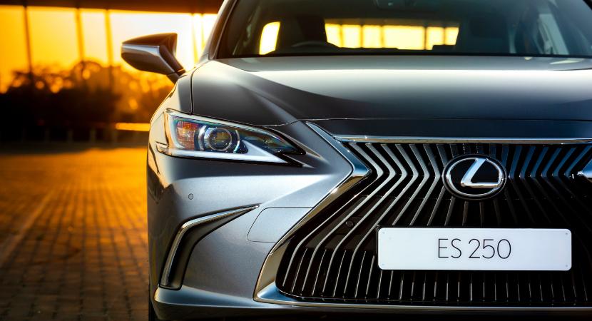 Lexus ES: redefining comfort - BizNews com