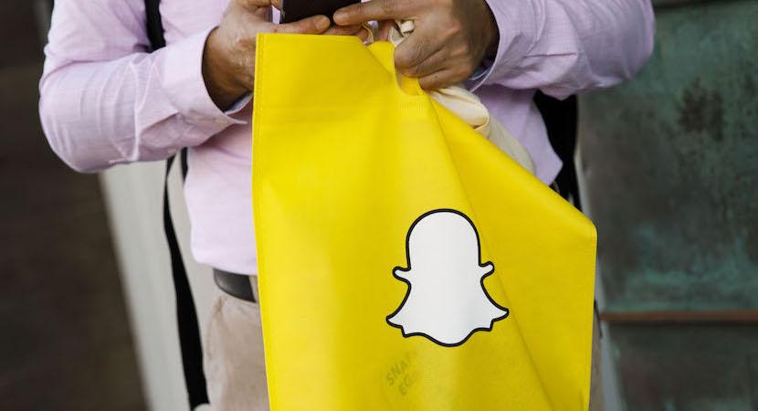 Snap, Snapchat